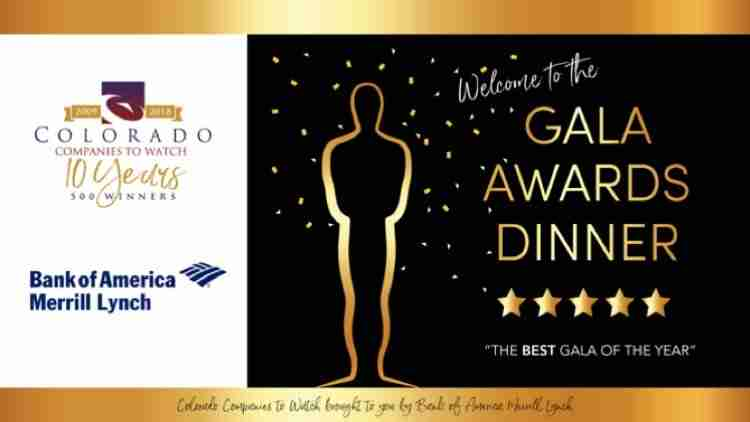 Colorado Companies to Watch Gala Presentation