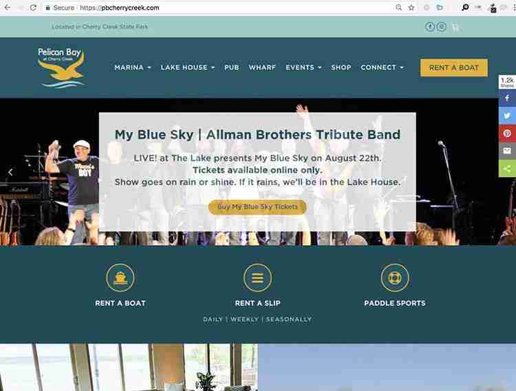 Pelican Bay Website